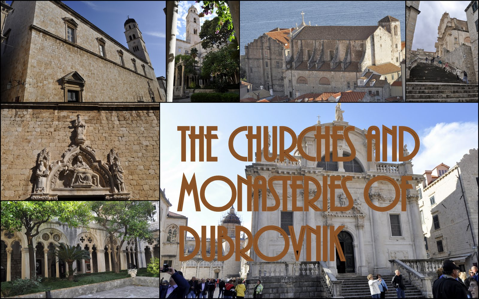 Dubrovnik Churches and Monasteries,