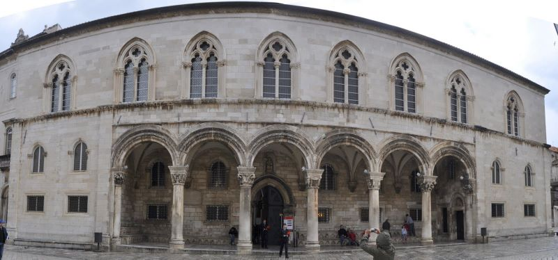 Dubrovnik S Rector S Palace