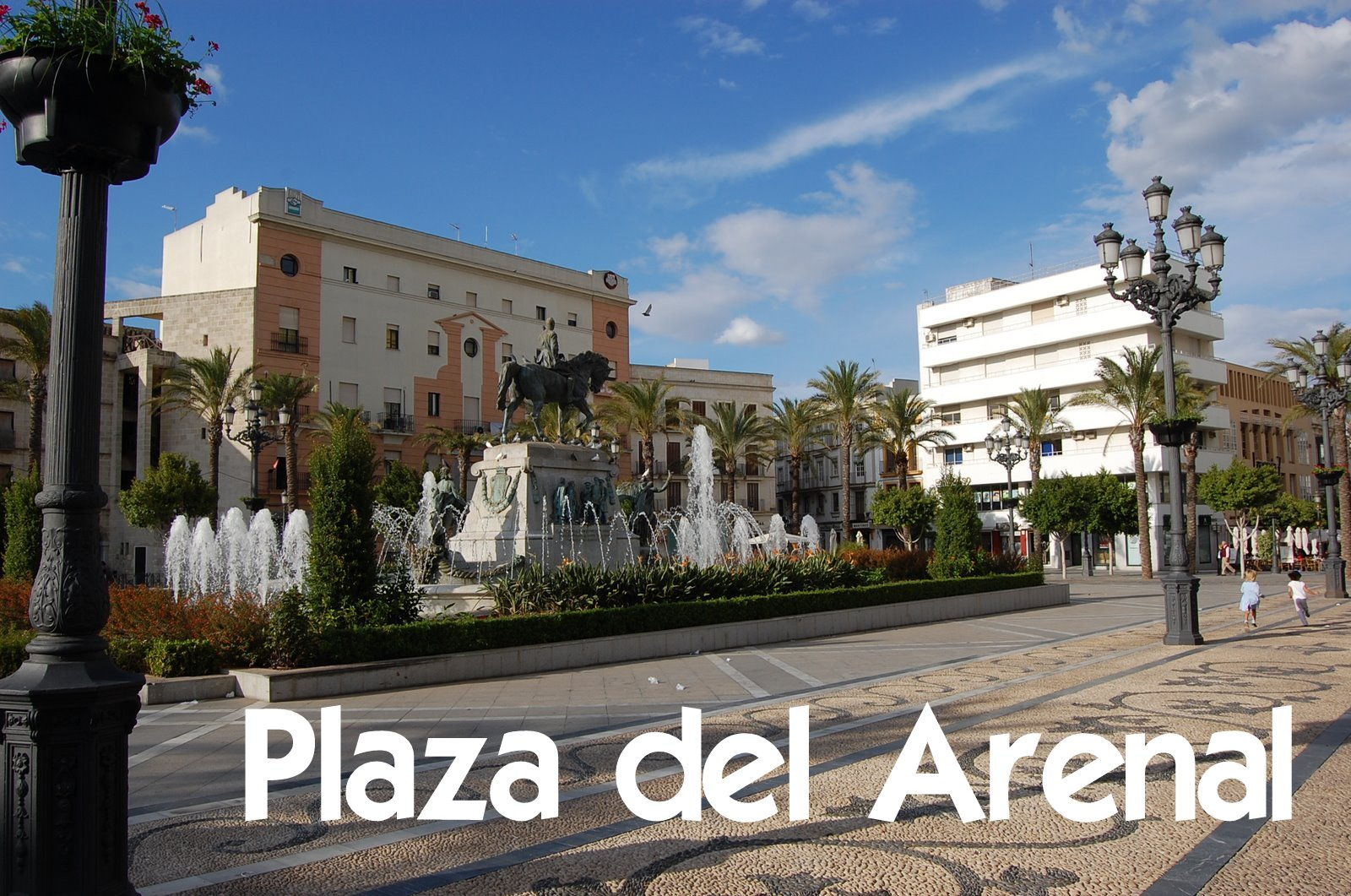 Plaza del Arenal
